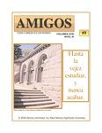 Revista digital AMIGOS - Vol 18, número 9 by Aspectos Culturales and Semos Unlimited