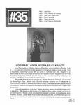 Revista digital AMIGOS - Vol 1, número 35