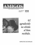 Revista digital AMIGOS - Vol 7, número 3