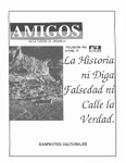 Revista digital AMIGOS - Vol 8, número 7