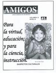 Revista digital AMIGOS - Vol 9, número 1