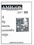 Revista digital AMIGOS - Vol 9, número 6