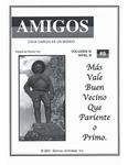 Revista digital AMIGOS - Vol 11, número 9