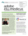 adobe medicus 2014 6 November-December by Health Sciences Library and Informatics Center