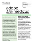 adobe medicus 2013 6 November-December by Health Sciences Library and Informatics Center