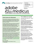 adobe medicus 2015 3 May-June by Health Sciences Library and Informatics Center