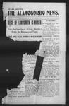 Alamogordo News, 03-01-1900