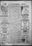 Alamogordo News, 01-21-1905