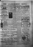 Alamogordo News, 04-22-1905