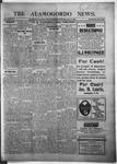 Alamogordo News, 08-12-1905