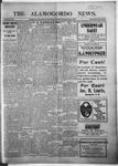 Alamogordo News, 09-02-1905