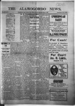 Alamogordo News, 09-09-1905