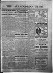 Alamogordo News, 10-21-1905