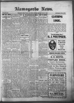 Alamogordo News, 07-21-1906