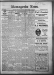 Alamogordo News, 08-25-1906