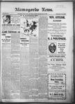 Alamogordo News, 10-13-1906