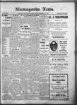 Alamogordo News, 11-17-1906