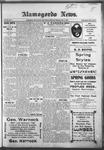 Alamogordo News, 02-09-1907