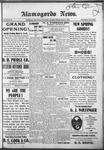 Alamogordo News, 03-02-1907