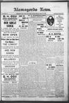 Alamogordo News, 03-16-1907