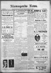Alamogordo News, 04-20-1907