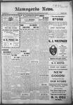 Alamogordo News, 05-18-1907