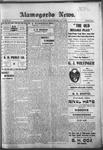 Alamogordo News, 06-08-1907