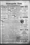 Alamogordo News, 06-22-1907