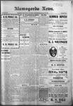 Alamogordo News, 06-29-1907