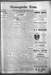 Alamogordo News, 07-13-1907