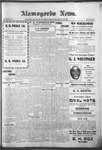 Alamogordo News, 07-20-1907