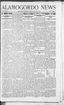 Alamogordo News, 08-10-1907