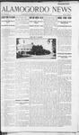 Alamogordo News, 09-07-1907