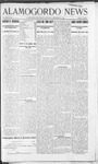 Alamogordo News, 09-21-1907