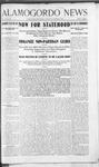 Alamogordo News, 10-19-1907