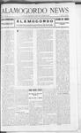 Alamogordo News, 10-26-1907