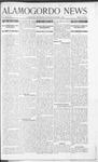 Alamogordo News, 11-02-1907