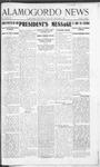Alamogordo News, 12-07-1907