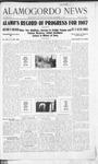 Alamogordo News, 12-21-1907