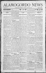 Alamogordo News, 01-04-1908