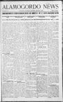Alamogordo News, 01-11-1908