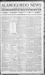 Alamogordo News, 01-18-1908