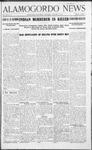 Alamogordo News, 01-25-1908
