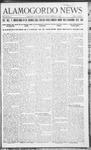 Alamogordo News, 02-01-1908