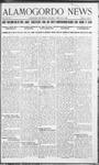 Alamogordo News, 02-08-1908