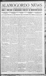 Alamogordo News, 02-15-1908