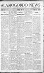 Alamogordo News, 03-21-1908