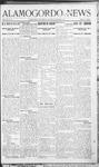 Alamogordo News, 03-28-1908