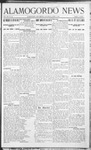 Alamogordo News, 04-04-1908