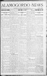 Alamogordo News, 04-11-1908